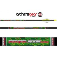 MAXIMAL ARROWS CARBON EDGE 6.2 + NOCK+INSERT